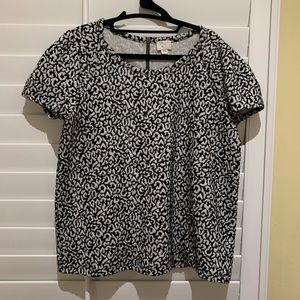 Anthropologie Blouse Size L
